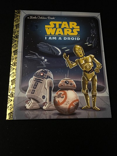 "Star Wars ""I am a Droid"" Children's Book"