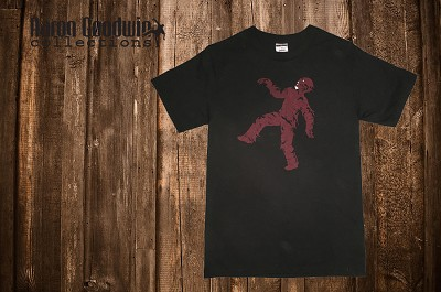 Big Steppin Zombie T-Shirt
