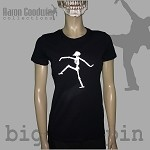 Skeleton Big Steppin Women's T-Shirt