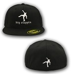 Big Steppin Fitted Hat - Limited Edition 50 made